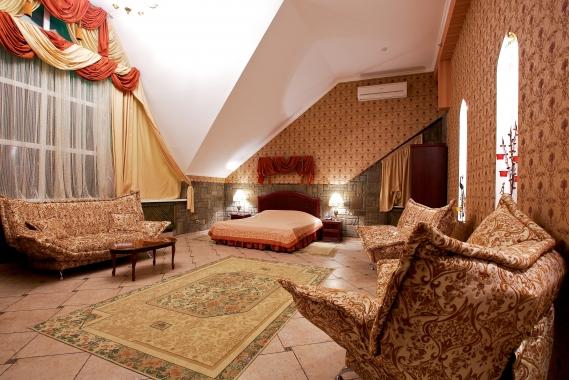 Гостиница Пирамида