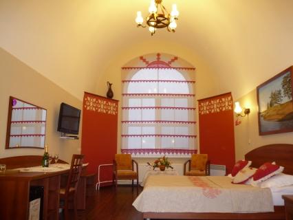 гостиница Онежский замок