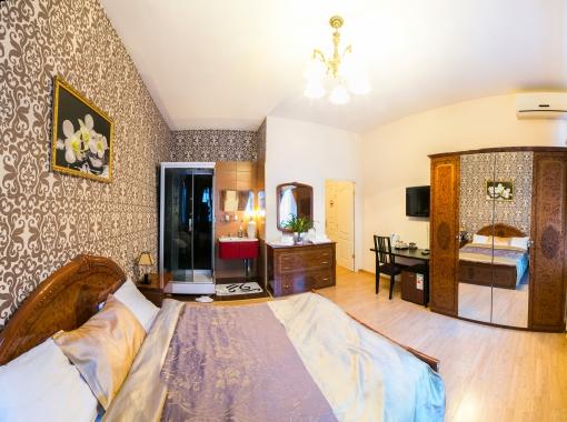 Happy hotel на Новом Арбате