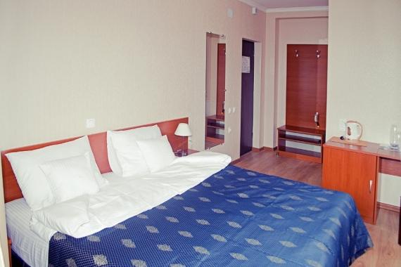 Море Парк, отель