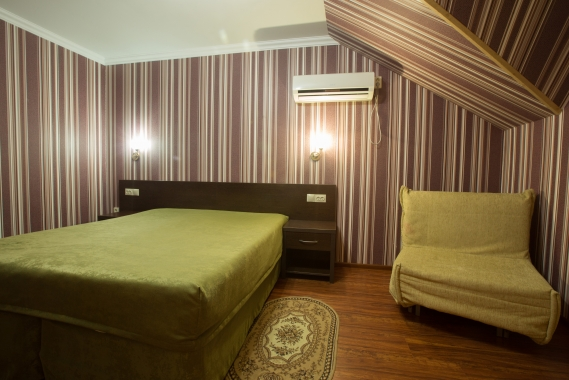 Пальма, гостиница