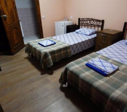 Тихая Гавань, гостиничный комплекс