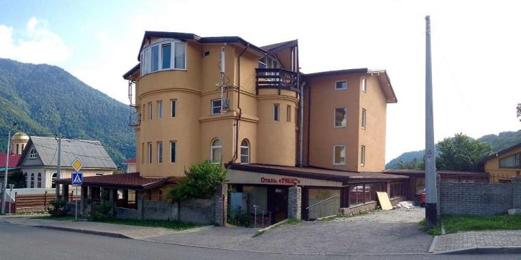 Тукан, гостиница