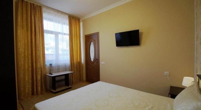 Рай, гостиничный комплекс