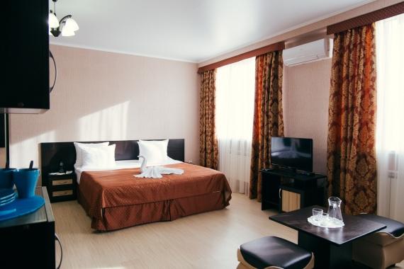 Релакс, отель