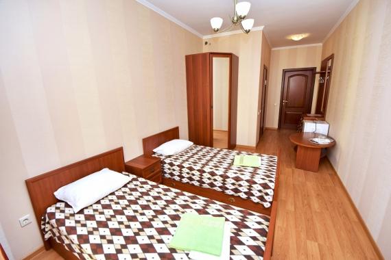 Комильфо, гостиница