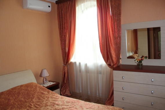 Вирсавия, гостиница