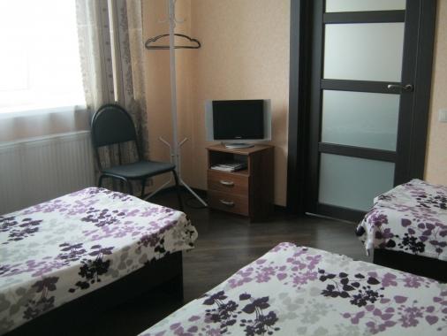 Квартирное общежитие