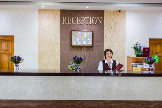 Гостиница Бузулук