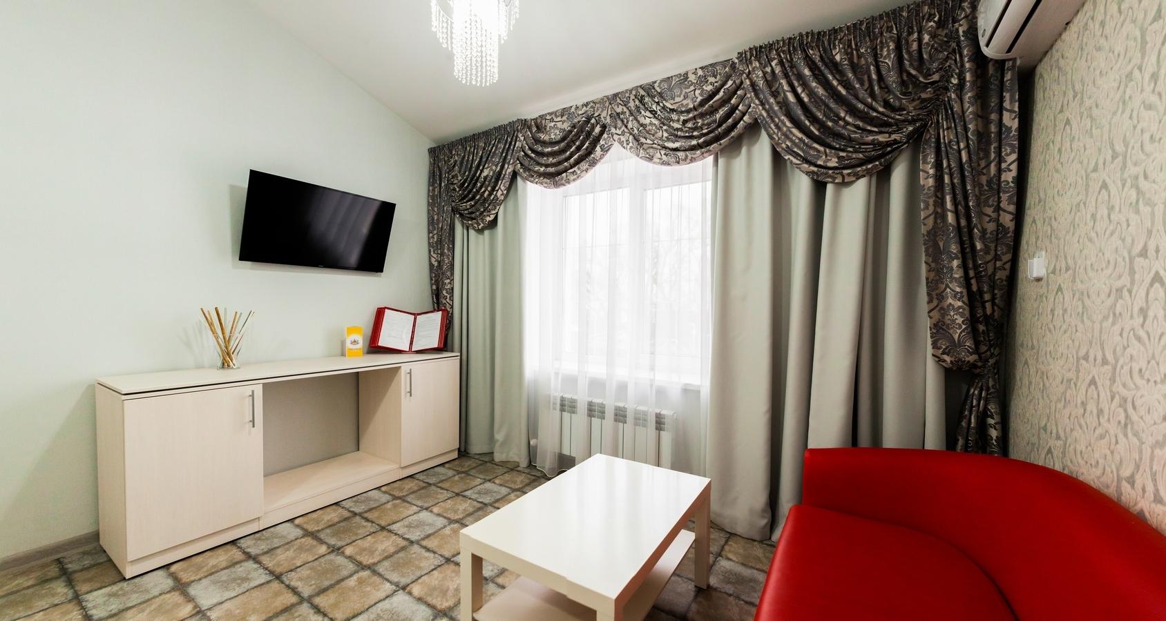 Гостиница А108 Воскресенск