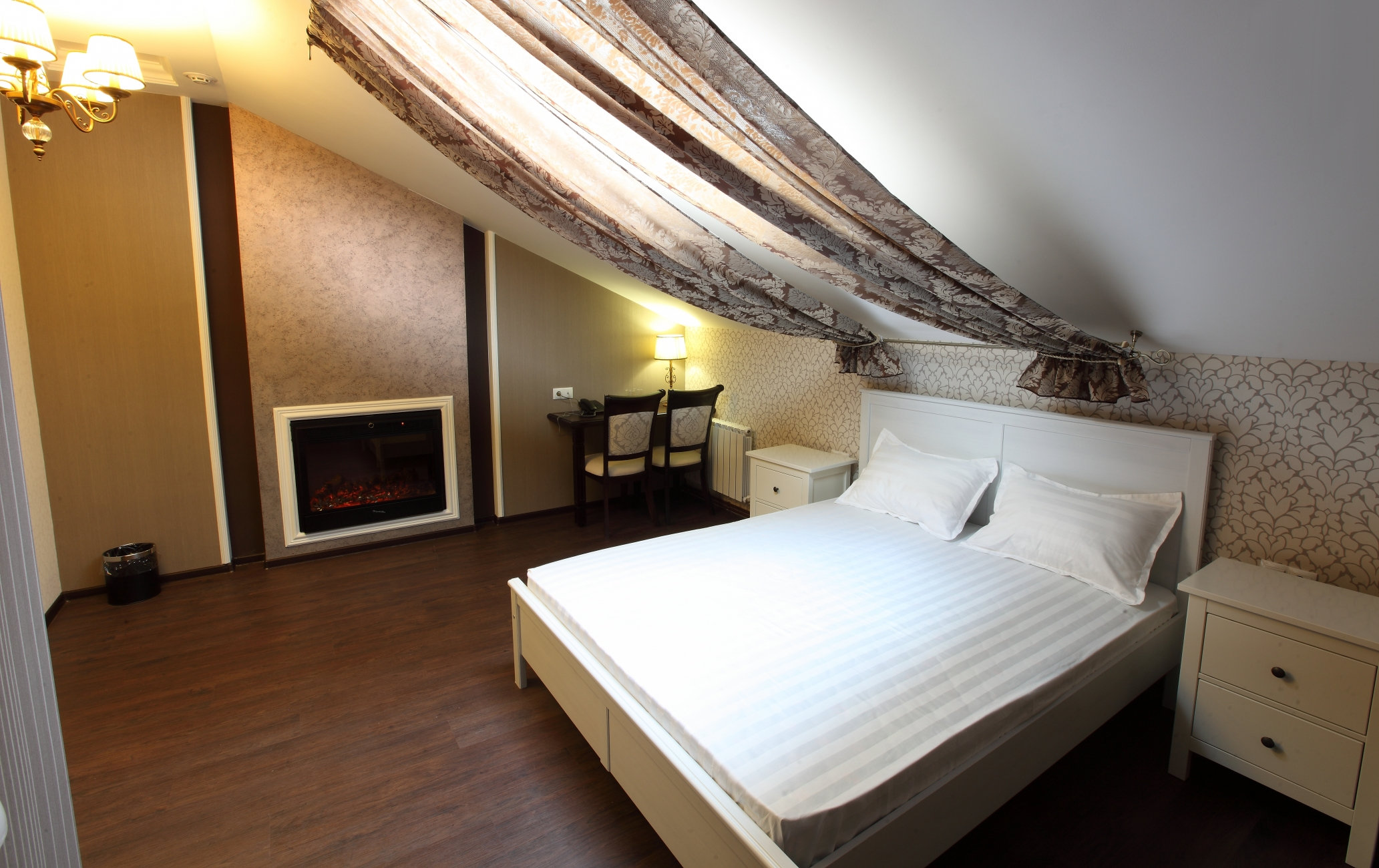 Hotel Merchants house. Habitacion estandar