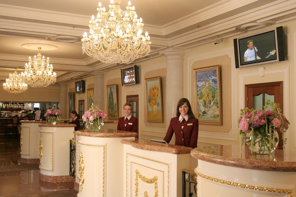 Гостиница Корстон Москва
