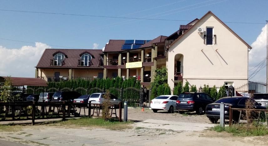 Гостиница «Венеция»