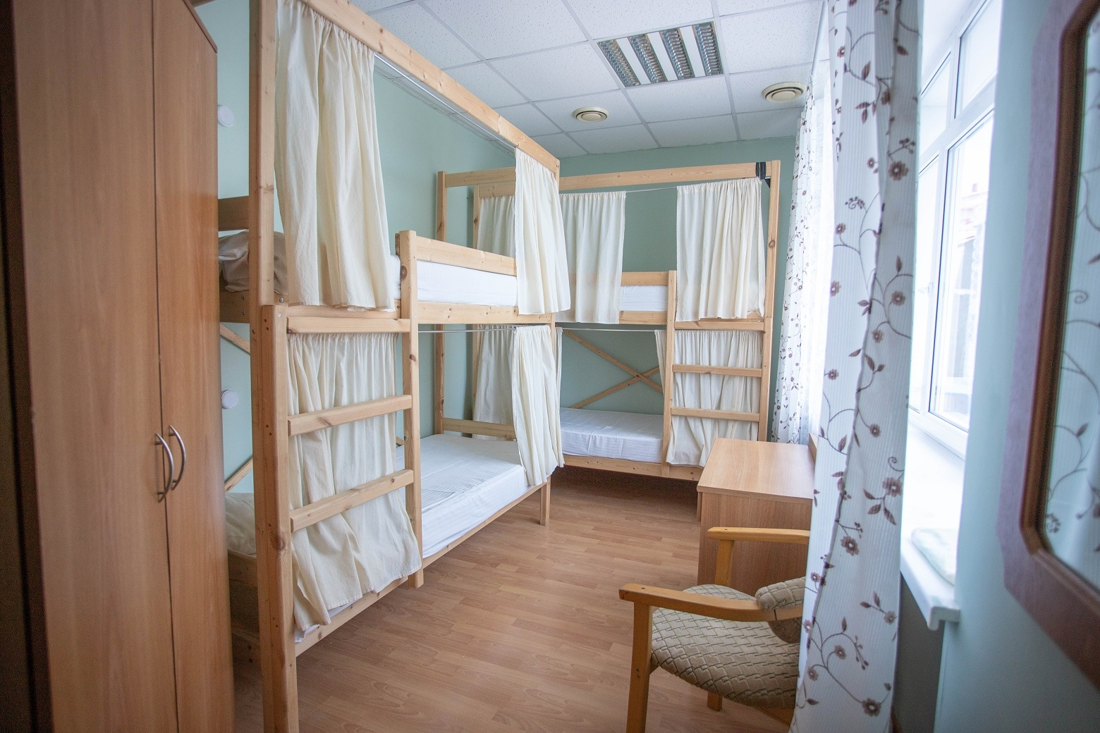 Albergue Hostel Evropa. Hostel Multiple Room