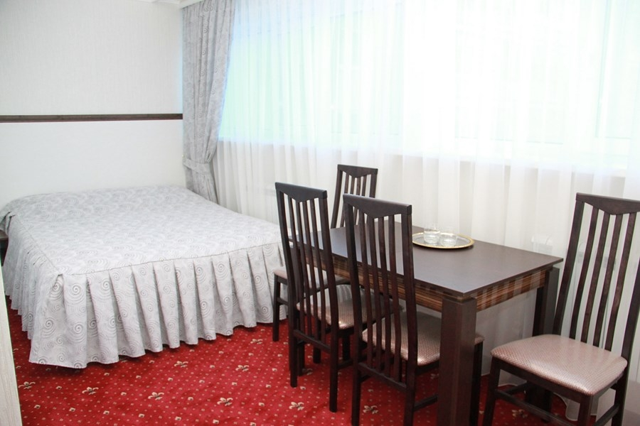 Hotel Lazurny Bereg Hotel. Superior Room. Larger than the standard room