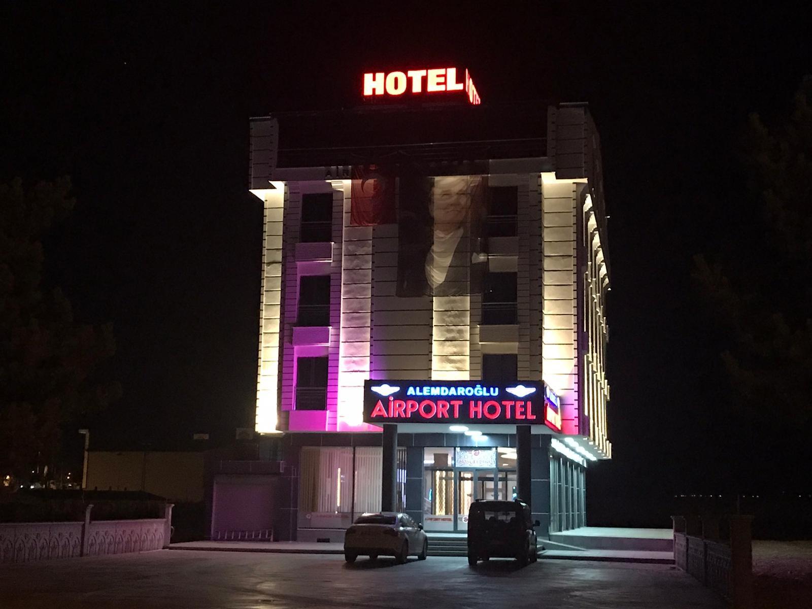 Alemdaroğlu Airport Hotel