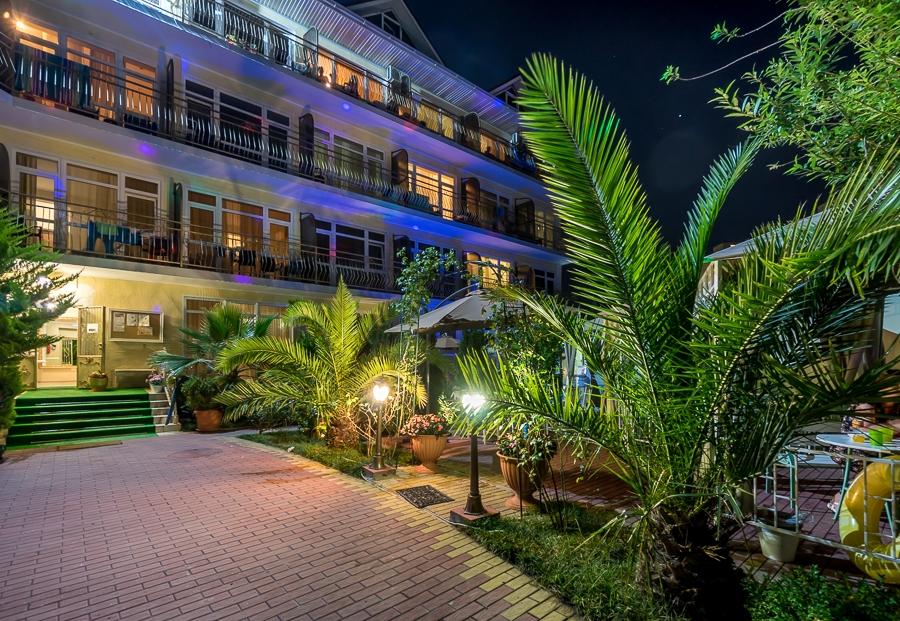 Семейный отель Ибра