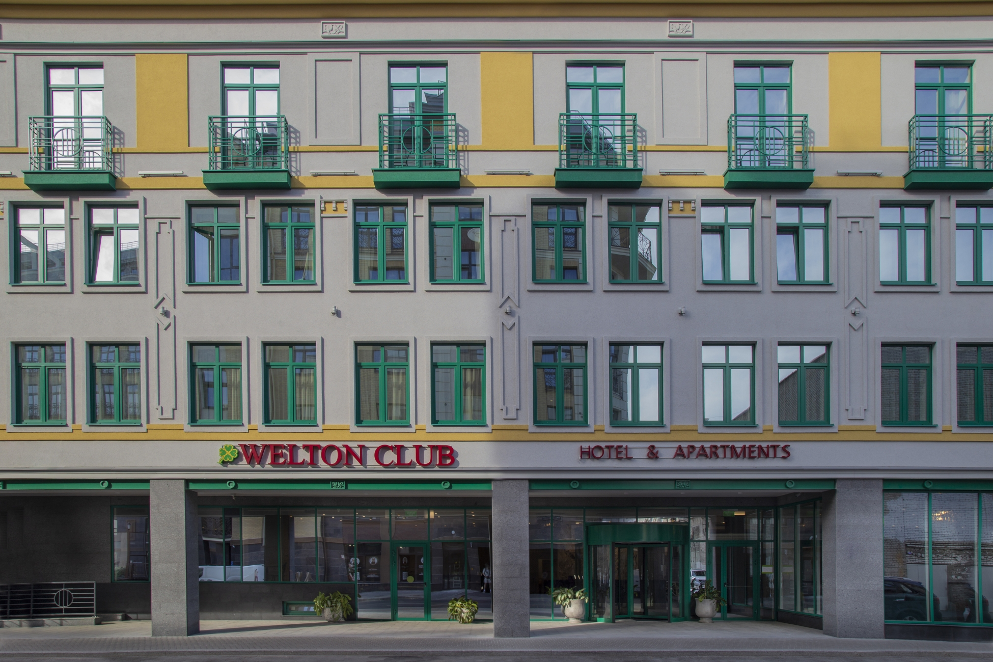 Welton Club Hotel & Apartments
