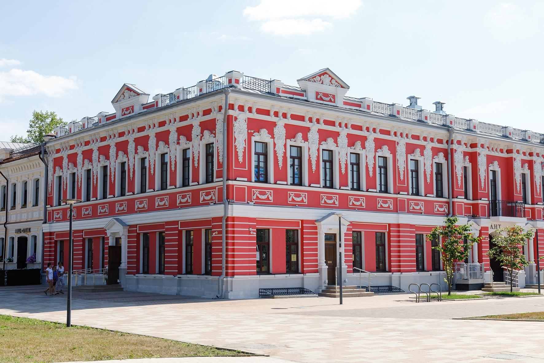 Гостиница Шерер