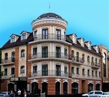 Гостиница «Атташе», Ростов-на-Дону