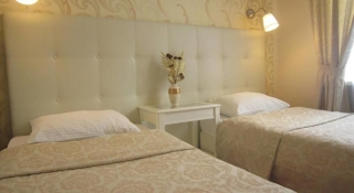 Отель А, Саратов