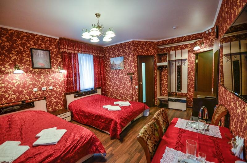 Отель Бриз, Рязань
