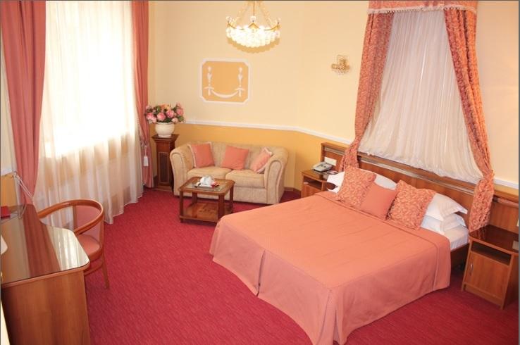 Отель Империя, Иркутск