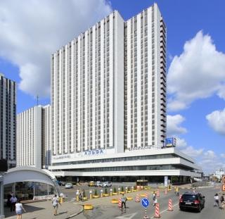 Гостиница Альфа, Москва
