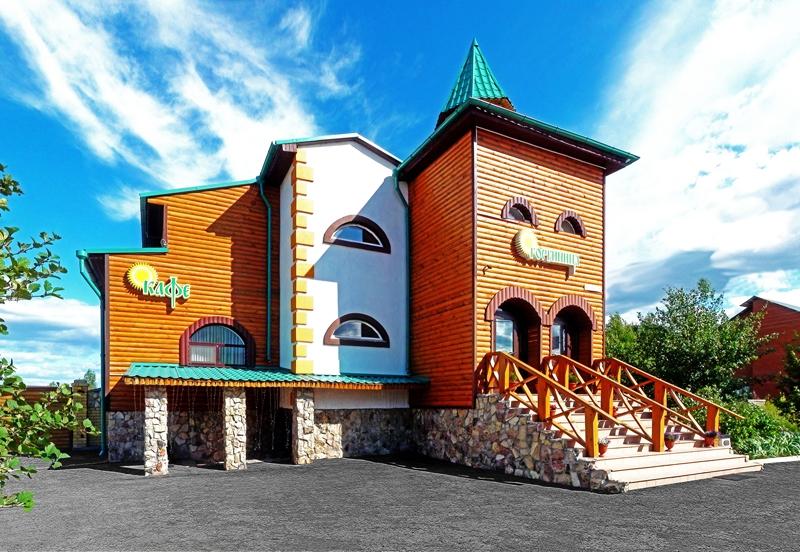 Отель Соловьиная Роща, Тюмень